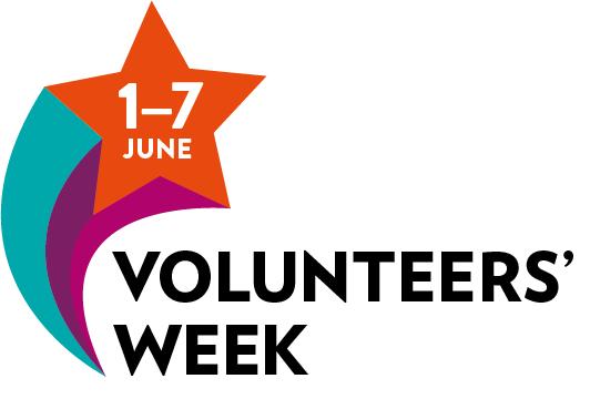 Volunteers Week 2020 logo